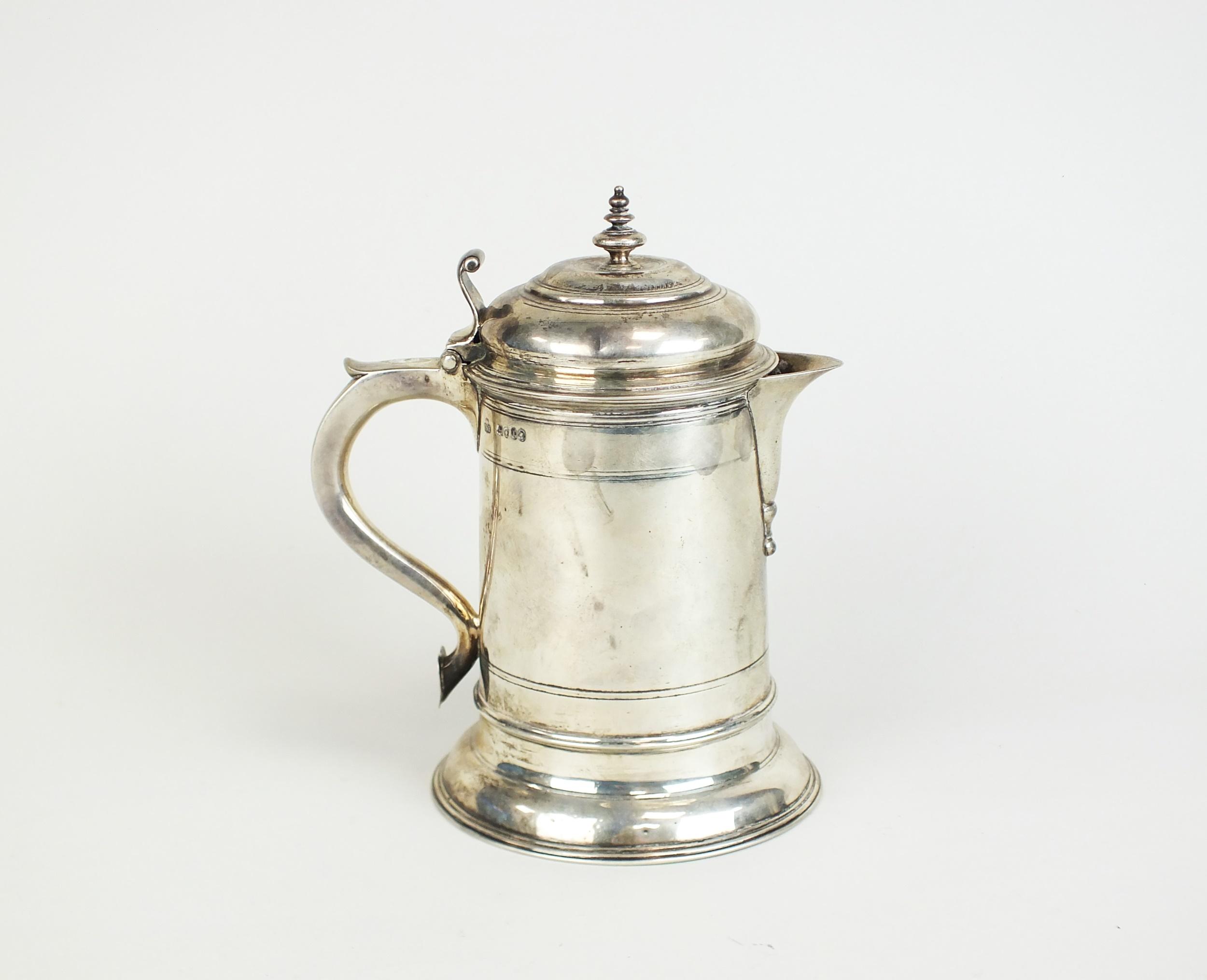 Paul Storr silver bowl