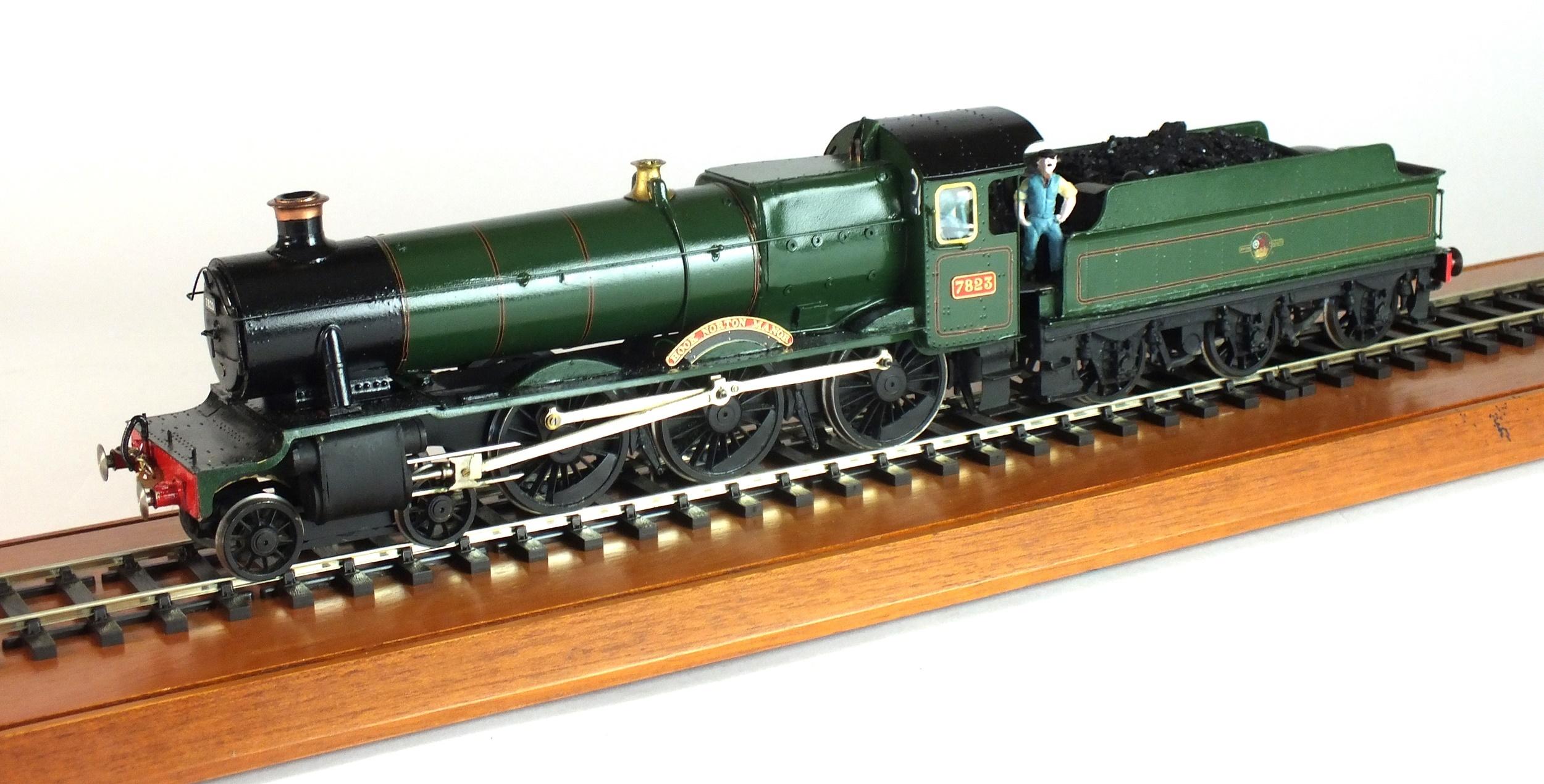 122 Railway collection Halls Fine Art