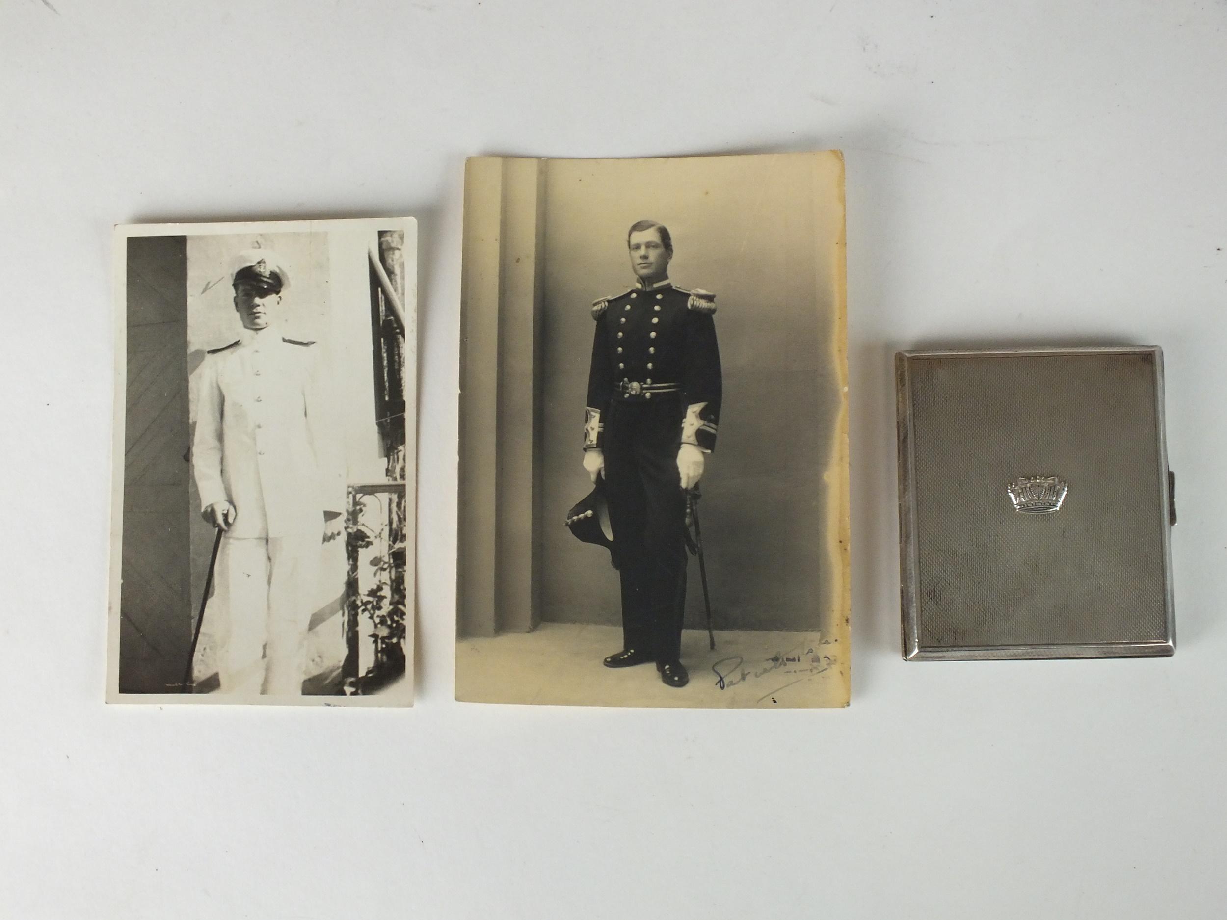 AUCTION HIGHLIGHT: Royal Naval Interest