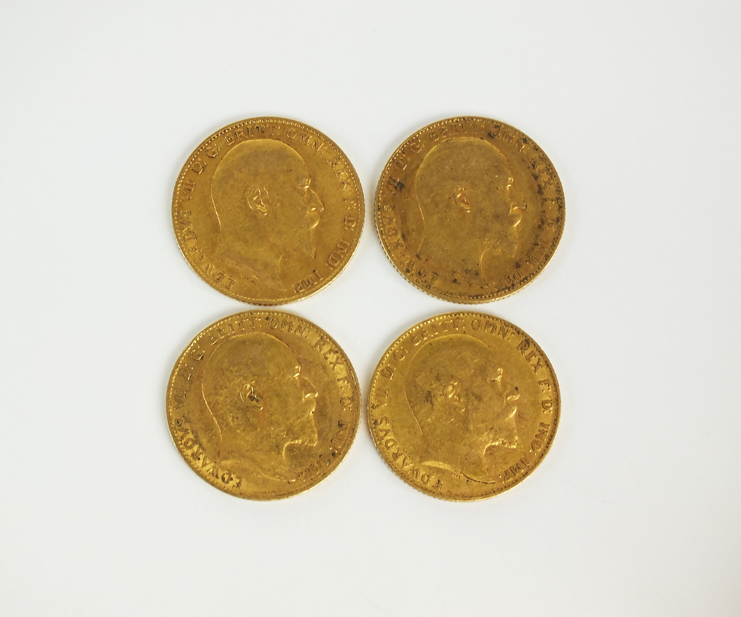 Gold coins Christmas Auction