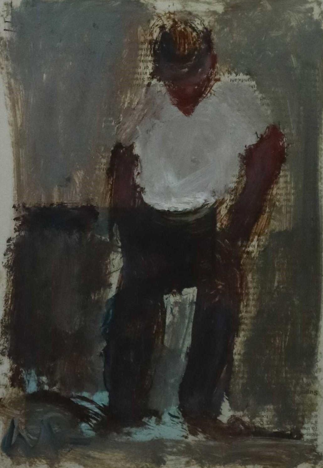 Will Roberts, Welsh 20th century, Farmer Halls Fine Art