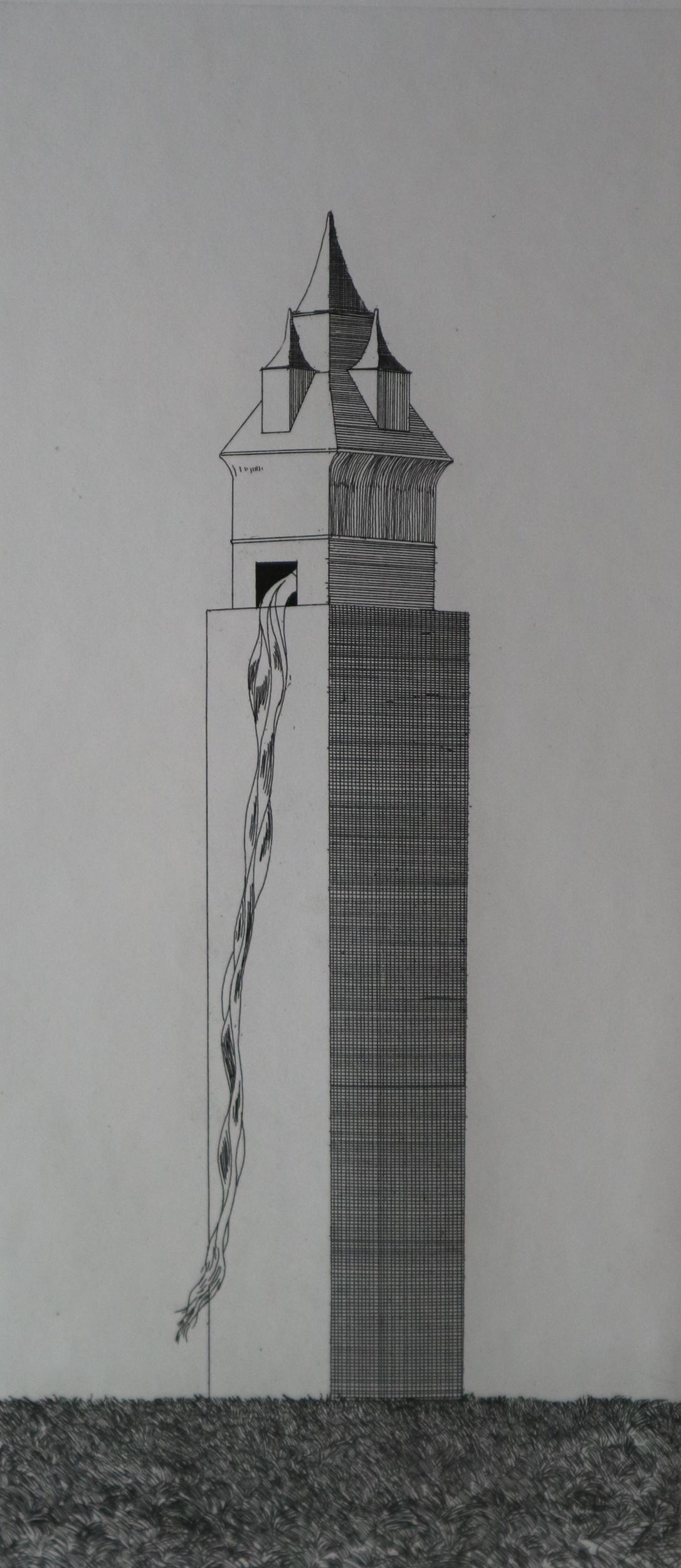 -The Tower Had One Window £1,000-£2,000