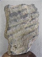 Lot 155-A Gandhara Schist Fragment, 2nd-3rd Century AD