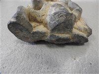Lot 155 - A Gandhara Schist Fragment, 2nd-3rd Century AD