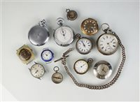 Lot 20-An assorted collection of watches