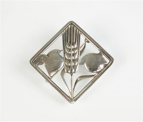 Lot 218-Georg Jensen
