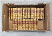 Lot 9-CHALMERS, A, The British Essayists, 1823 (38) (Box)