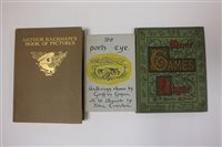 Lot 24-ARTHUR RACKHAM'S Book of Pictures