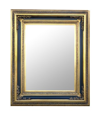 995 - A very large decorative reproduction gilt framed wall mirror