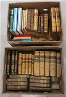 Lot 1-HENRY, Lord Brougham, Disraeli, Froude and others (2 boxes)