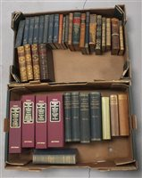 Lot 2-NEWLIN, George (Editor), Everyone and Everything in Trollope and other books (2 boxes)