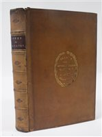 Lot 5-BARKER, William, Lares and Penates, or Cilicia and its Governors, 1853