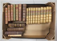 Lot 13-PRESCOTT, William H, Conquest of Peru, 5th edition, 1854 with 7 other volumes