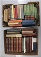 Lot 14-STRAND MAGAZINES, 1891-93 with other books