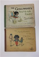 Lot 23-UPTON, Florence and Bertha, The Golliwogg's Auto-Go-Cart