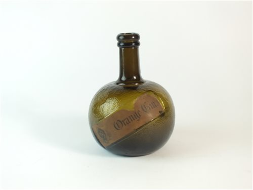 Lot 19-An 'Orange Gin' bottle