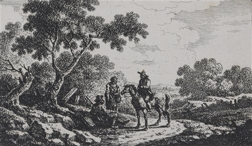 Lot 59-Johann Christoph Dietzsch, engraving