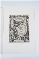 Lot 61-Wendel Dietterlin, engraving