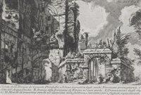 Lot 65-Giovanni Battista Piranesi, engravings