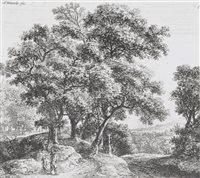Lot 76-Antonie Waterloo, engraving