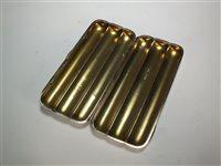 Lot 29-A silver cigar case