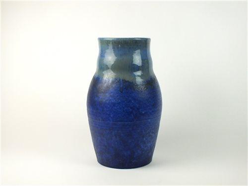 Lot 26-A Ruskin vase