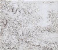 Lot 60-H van Swanevelt, drawing