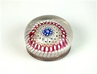 Lot 14-An Old English glass magnum paperweight