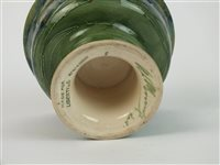 Lot 40-An Art Deco William Moorcroft 'Claremont' pattern bowl