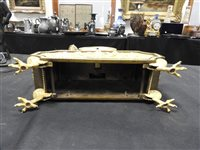 Lot 469-French Empire mantel clock attributed to Pierre Philippe Thomire