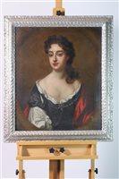Lot 125 - Follower of Peter Lely, portrait
