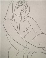 Lot 94-Henri Matisse, etching