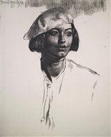 Lot 85 - Gerald Leslie Brockhurst, etching