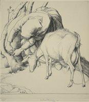 Lot 86-Robert Austin (1895-1973), etchings