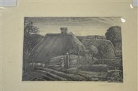 Lot 100-Graham Sutherland, etching