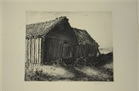 Lot 88-Graham Sutherland, etching
