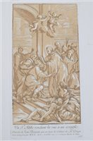 Lot 64-Nicolas Le Sueur, woodcut