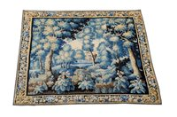 422 - A French Aubusson tapestry, circa 1680