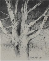 Lot 6-Barry Moser, Tree