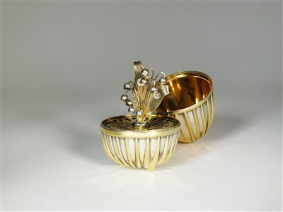 Lot 9-Master Jeweller Imperial Egg