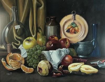Lot 102-C Hope (20th century), still life