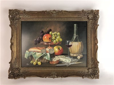 Lot 100-C Hope (20th century), still life