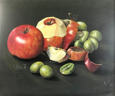 Lot 95-C Hope, still life