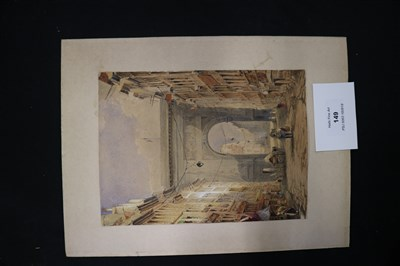Lot 149-Thomas Shotter Boyes (1803-1874), Porte Saint Denis, Paris