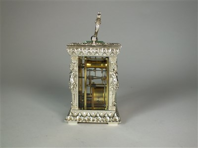 Lot 74 - A silver cased Charles Frodsham timepiece