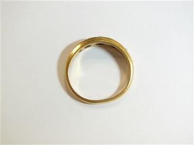 Lot 17-A Victorian five stone diamond ring