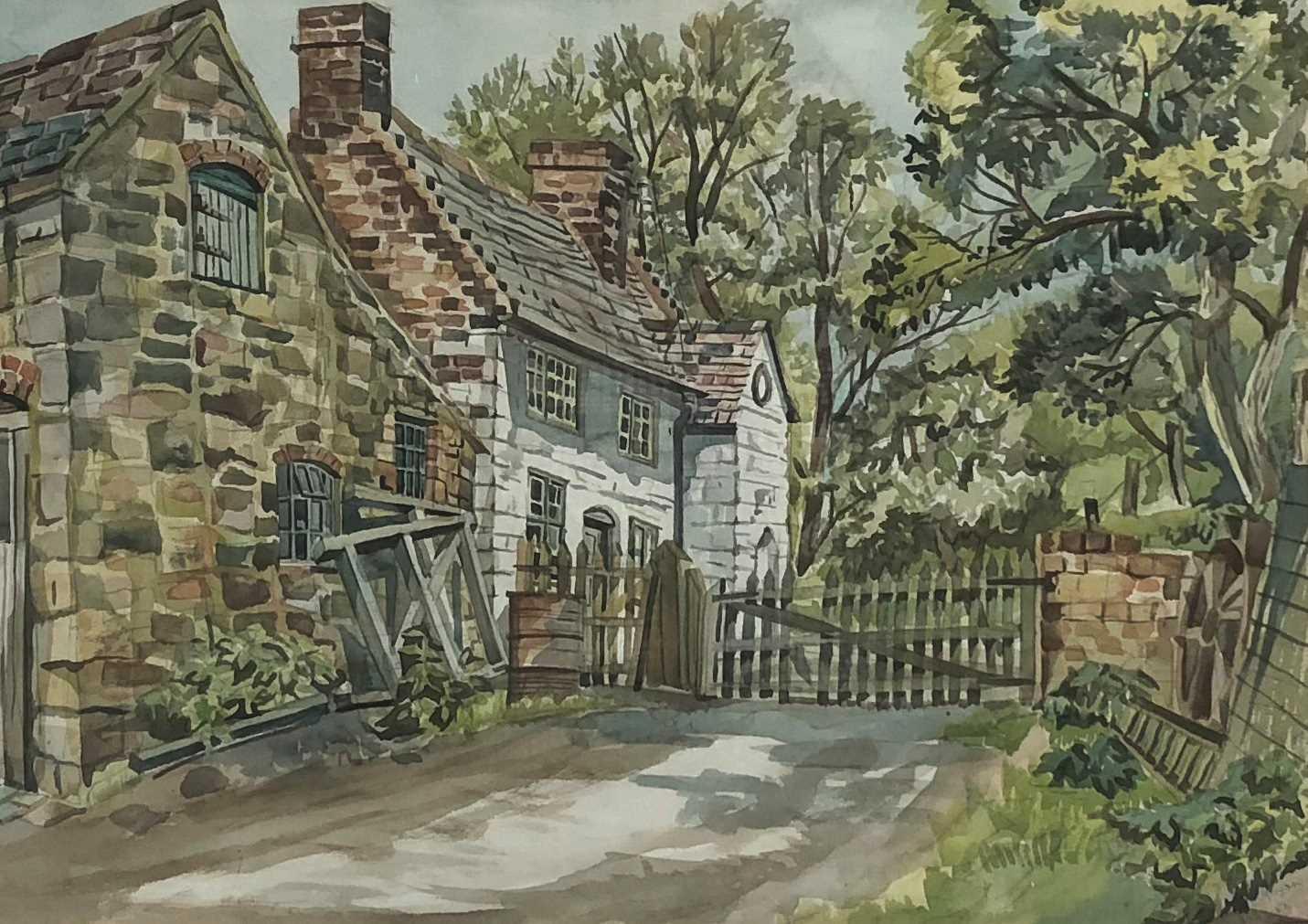Lot 22-Edward Morgan (B.1933), Brownswall Farm Sedgley
