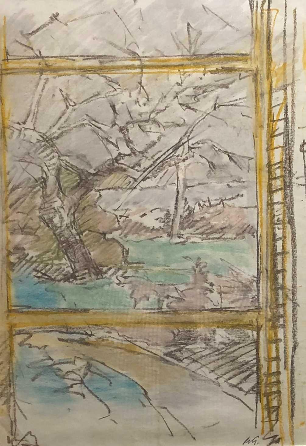 Lot 25-Roger de Grey PRA, Interior/Exterior
