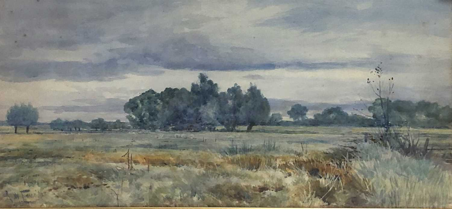 Lot 39-R.W. Fraser, open fields