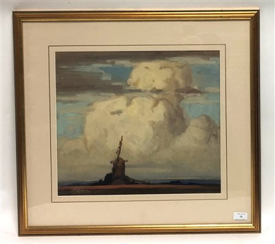 Lot 13-John Little Johns, The cloud